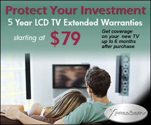 TV Extended Warranties from DTV Express