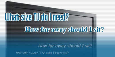 choosing the right plasma flat screen tv screen size. Black Bedroom Furniture Sets. Home Design Ideas
