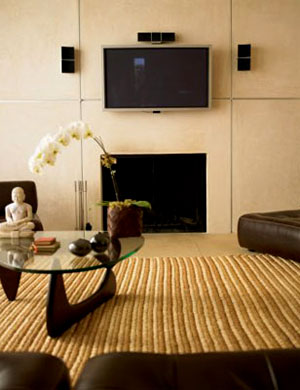 LCDLED TVs above the Fireplace Mounting Instructions how to