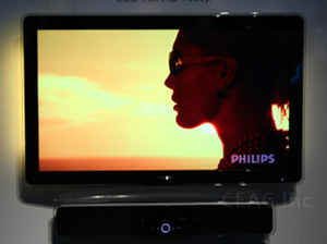 Philips LCD TV CES 2008