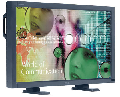 nec mitsubishi lcd tv nec mitsubishi lcd4000 bk specifications and rh lcdtvbuyingguide com NEC LCD 46 NEC LCD Projector