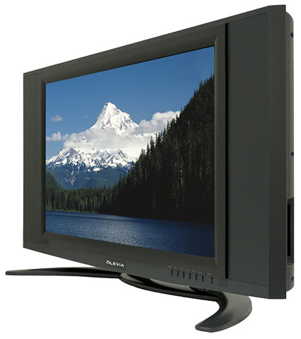 olevia lcd tv olevia lt37hve specifications and lcd tv reviews rh lcdtvbuyingguide com Olevia TV Parts Olevia TV Input