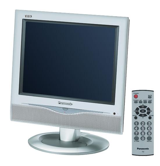 Lcdtvbuyingguide Panasonic Lcd Tv Panasonic Tc 14la2
