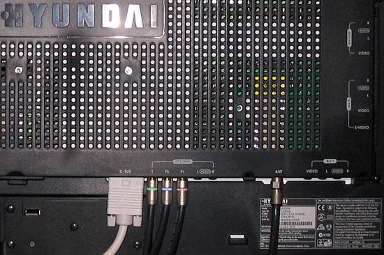 Hyundai 32 Inch LCD Television