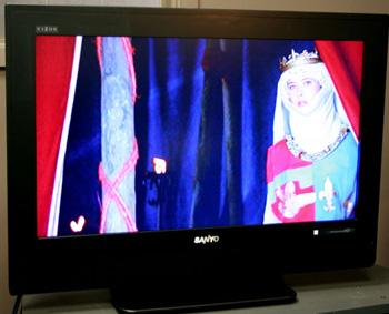 Sanyo LCD TV: Sanyo DP26647 26 Inch LCD Television Review from LCD