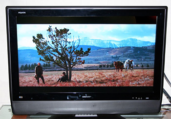 Sharp 45 Inch LCD Review