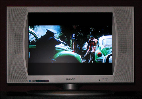 Sharp LCD TV Review