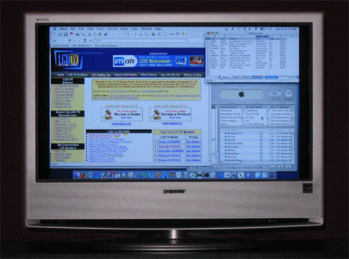 Sony WEGA LCD Reviews